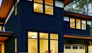 Modern Composite Residential Siding